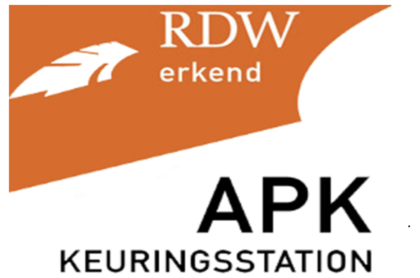 Afb logo RDW Erkend station